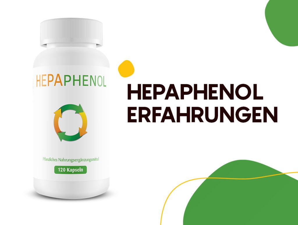 Hepaphenol Erfahrungen
