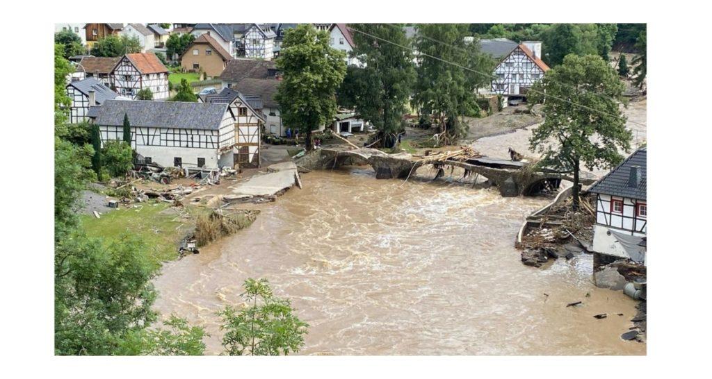 Hochwasser In Deutschland- 58 Tote Und Etliche Verletzte Und Vermisste
