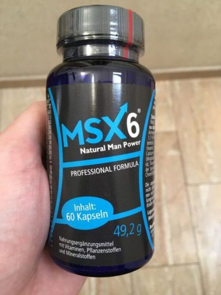 MSX6-Erfahrung
