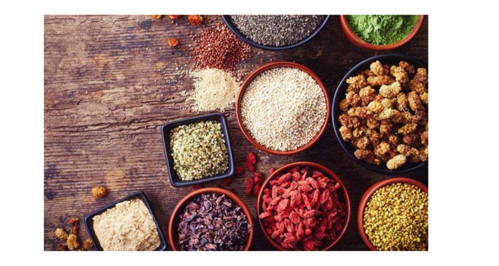 Macht Superfoods uns wirklich fit und gesund