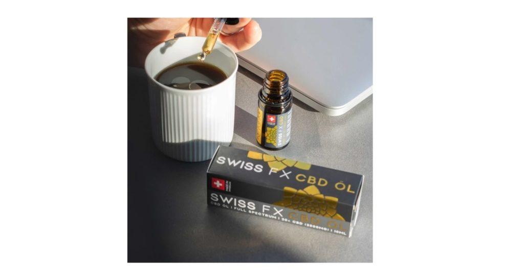 SWISS FX CBD-Öl