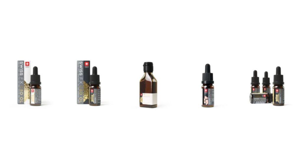 SWISS FX CBD-Öl kostet