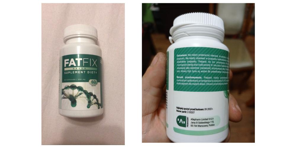 Fatfix Pills
