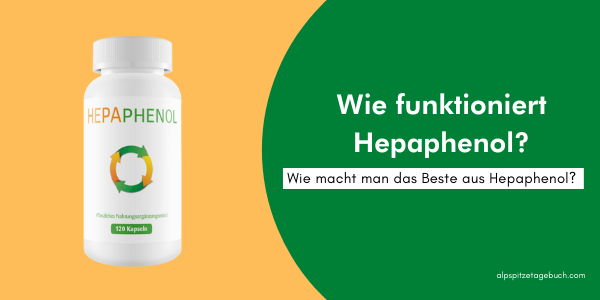 Hepaphenol Kapseln Test