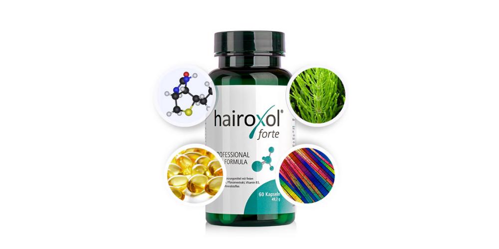 HairoXol Inhaltsstoffe