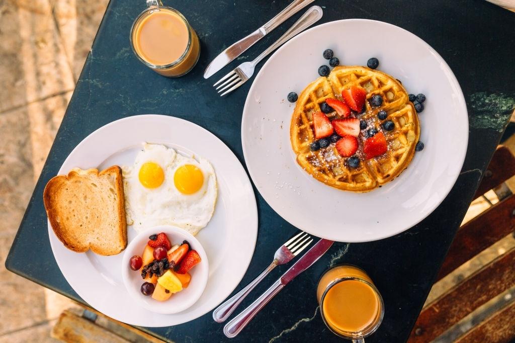 Ein frühes Frühstück kann Ihrem Diabetes-Risiko vorbeugen: Studie